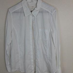 Caslon dress medium long sleeve shirt .H7